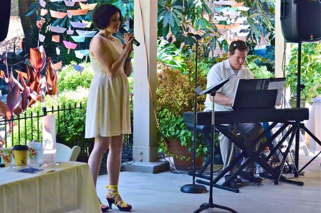 Fund Raiser at the South Coast Botanic Gardens